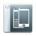 Adobe Device Central icon png 128px