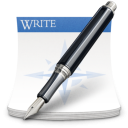 Mariner Write icon png 128px