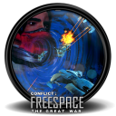 Descent: Freespace - The Great War icon png 128px