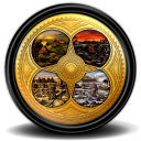 Heroes of Might and Magic IV icon png 128px