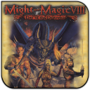 Might and Magic VIII: Day of the Destroyer icon png 128px