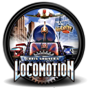 Chris Sawyer's Locomotion icon png 128px