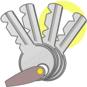 Password Repository icon png 128px