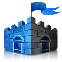 Microsoft Security Essentials icon png 128px