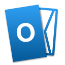 Microsoft Outlook for Mac icon png 128px
