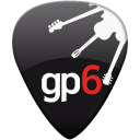 Guitar Pro for Mac icon png 128px