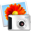 Windows Live Photo Gallery icon png 128px
