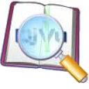 DjVulibre icon png 128px