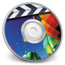 Windows DVD Maker icon png 128px