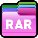 unRAR icon png 128px