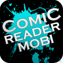 Comic Reader Mobi icon png 128px