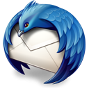 Mozilla Thunderbird for Linux icon png 128px