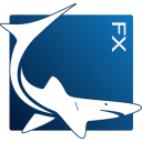 Shark FX icon png 128px