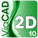 ViaCAD Pro icon png 128px