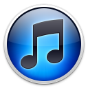 Apple iTunes for Mac icon png 128px