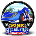Sonic & Sega All-Stars Racing for PC icon png 128px