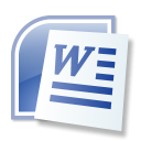 Microsoft Word Viewer icon png 128px