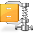 WinZip Mac Edition icon png 128px