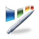 Microsoft Works 6–9 File Converter icon png 128px