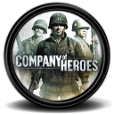 Company of Heroes icon png 128px