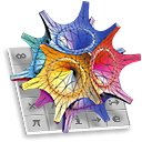 Mathematica icon png 128px