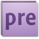 Adobe Premiere Elements icon png 128px