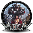 AIKA Online icon png 128px