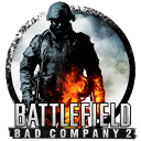Battlefield: Bad Company 2 icon png 128px