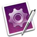 TextMate icon png 128px