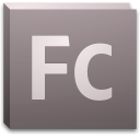 Adobe Flash Catalyst for Mac icon png 128px
