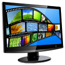 iVI - iTunes Video Importer icon png 128px