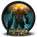Bioshock 2 icon png 128px