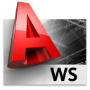 AutoCAD WS for Mac icon png 128px