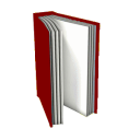 3D eBook Shot icon png 128px