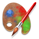 Corel Painter for Mac icon png 128px