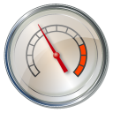 Windows Performance Monitor icon png 128px