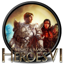 Heroes of Might and Magic VI icon png 128px