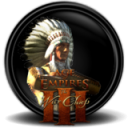 Age of Empires III: The WarChiefs icon png 128px