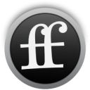 FontForge icon png 128px