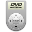 Apple DVD Player icon png 128px