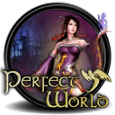 Perfect World icon png 128px