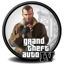 Grand Theft Auto IV icon png 128px