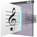 X Lossless Decoder (XLD) icon png 128px