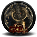 Two Worlds II icon png 128px
