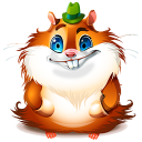 Hamster Free Video Converter icon png 128px