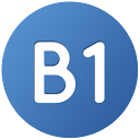 B1 Free Archiver icon png 128px