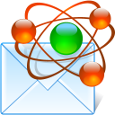 Atomic Mail Sender icon png 128px
