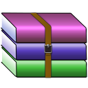 WinRAR icon png 128px