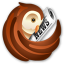 RSSOwl icon png 128px