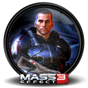 Mass Effect 3 icon png 128px